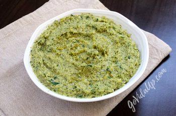 Puré de brócolos super fácil e muito saudável - vegano