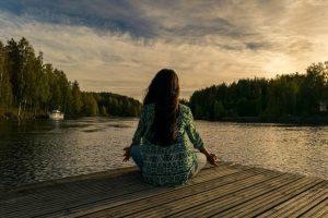 Qual é a relação entre a meditação e o coaching?