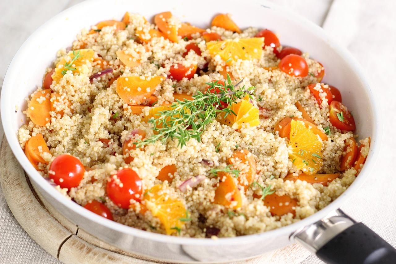 Quinoa – 7 benefícios incríveis para a sua saúde