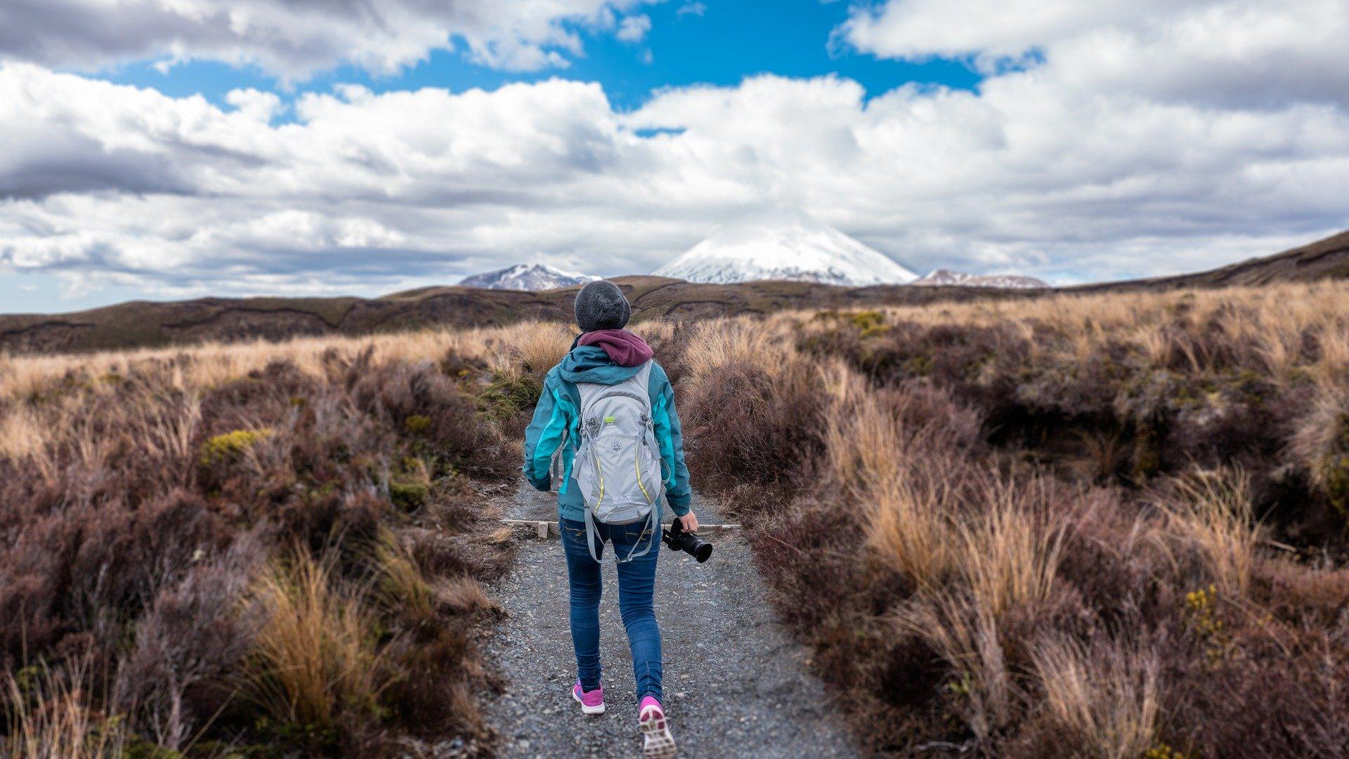 Caminhar na natureza – 8 razões para dar passeios ao ar livre